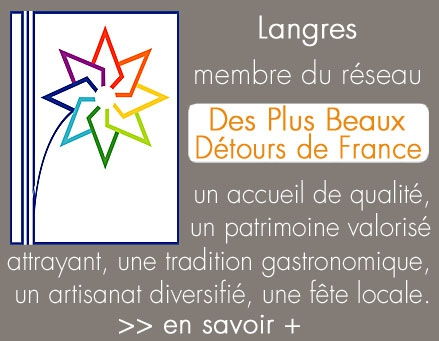 Langres plus beau detour france