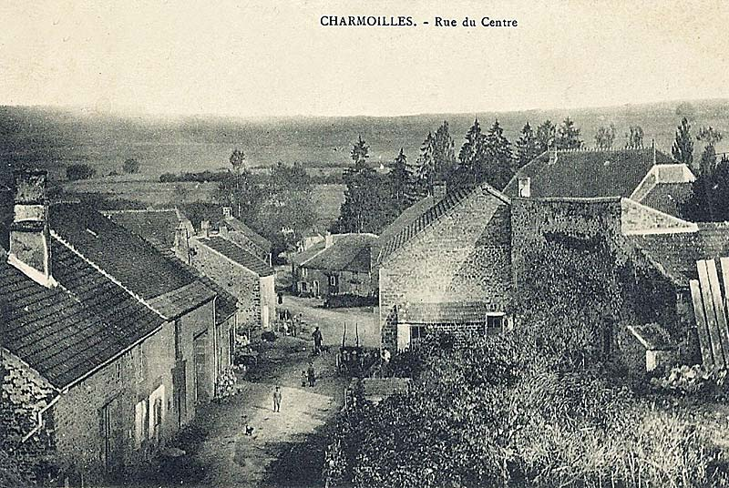 Charmoilles