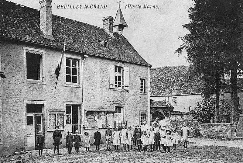 Heuilley-le-Grand