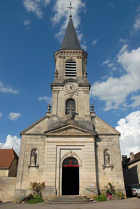 Eglise d'Auberive