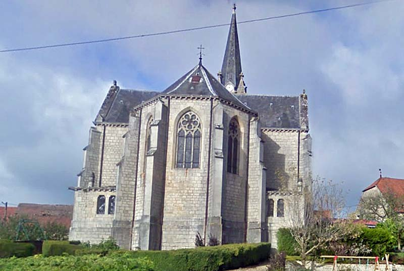 Eglise de Bourg