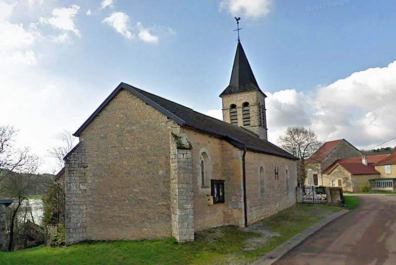 Eglise de Couzon-sur-Coulange